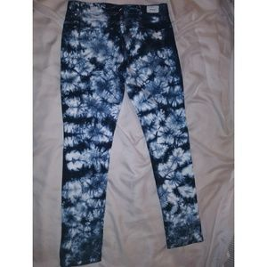 🔥Levi's🌻Women's Too Superlow 524 Tie Dye Jeans👖